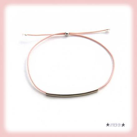 bracelet fin cordon
