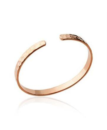bracelet or jonc