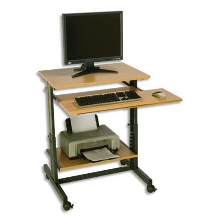 bureau ordinateur compact