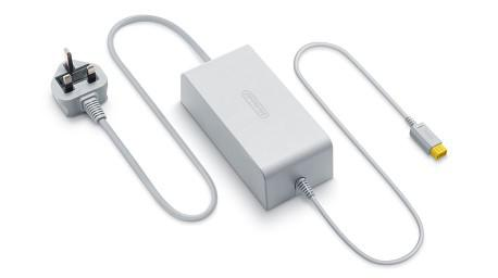 cable d'alimentation wii u