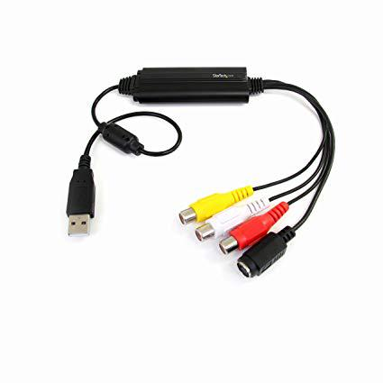 cable s video vers usb