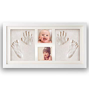 cadre empreinte bébé