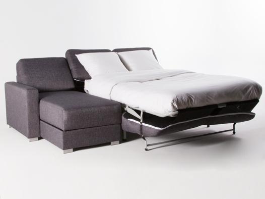 canapé d angle convertible vrai lit