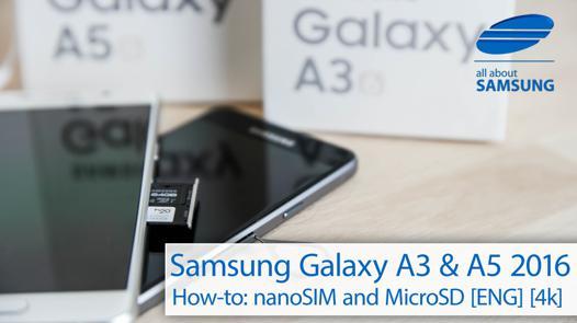 carte micro sd pour samsung galaxy a3