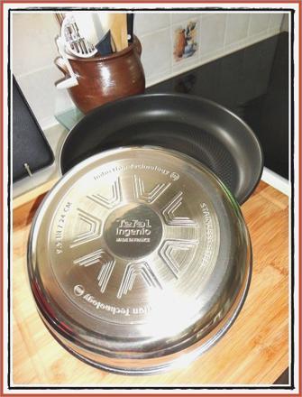 casseroles pour plaques à induction