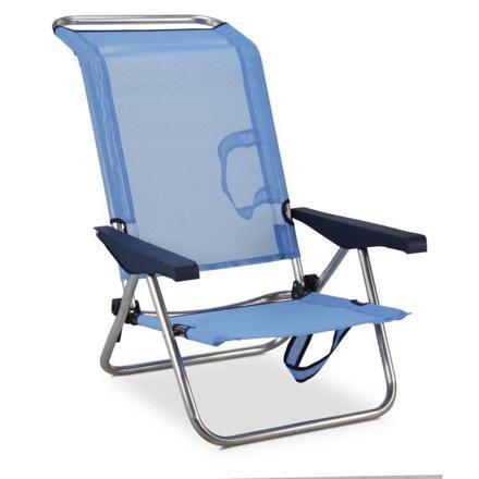 chaise basse de plage