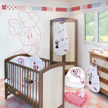 chambre bebe minnie