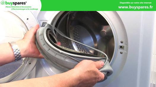 changer caoutchouc machine à laver