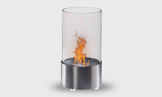 cheminee ethanol ronde