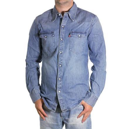 chemise levis homme jean