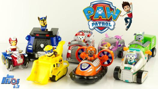 collection pat patrouille