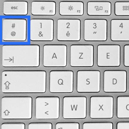comment faire un sur macbook air