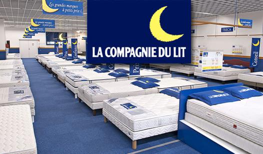 compagnie lit
