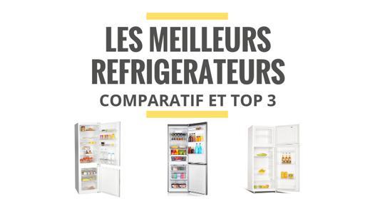 comparateur refrigerateur