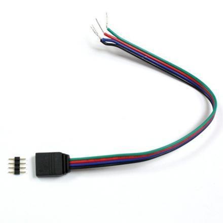 connecteur led rgb