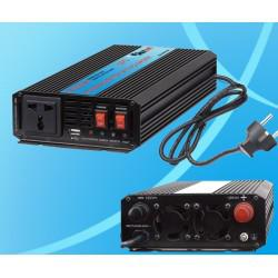 convertisseur chargeur 12v 220v