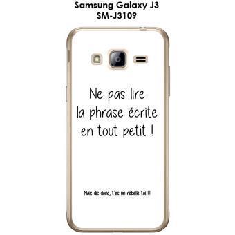 coque de téléphone samsung galaxy j3