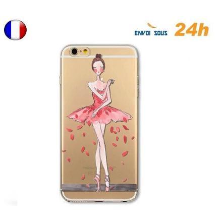 coque iphone 6 danseuse