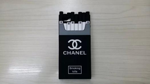 coque pour paquet cigarette