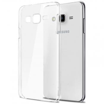 coque transparente j5