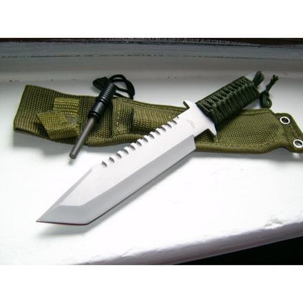 couteau tanto survie