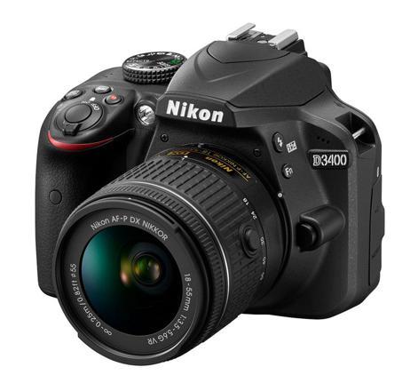 d un appareil photo nikon