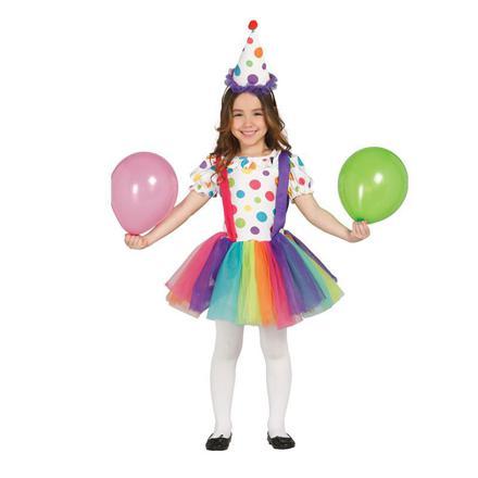 deguisement clown fille