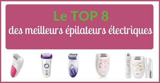 epilateur electrique et efficace