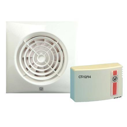 extracteur d air douche 12v