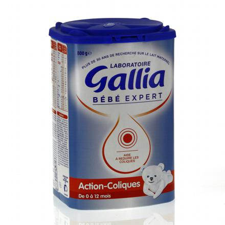 gallia anti colique