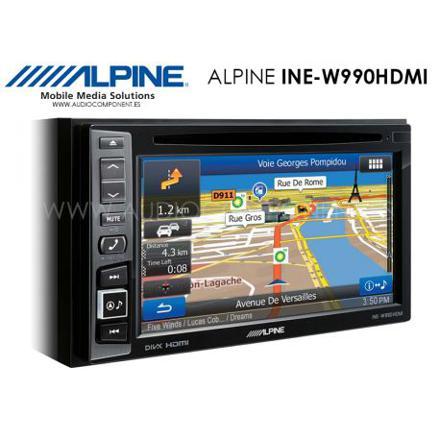 gps alpine