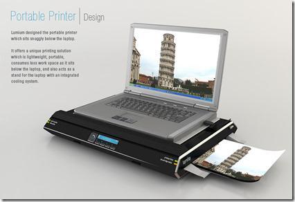 imprimante portative