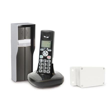 installer un interphone radio