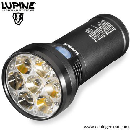 lampe torche ultra puissante led