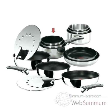 lot casserole induction tefal