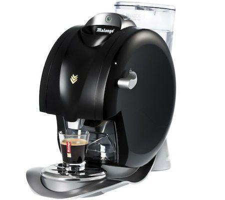 malongo machine expresso