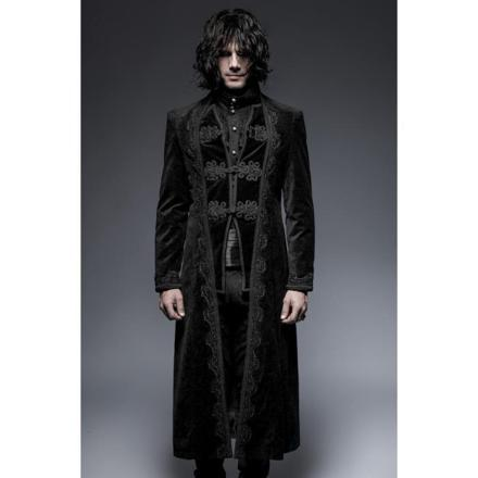 manteau gothique homme