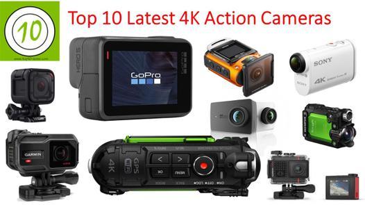 meilleur action cam