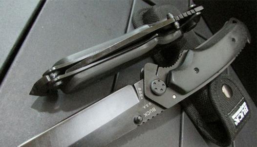 meilleur couteau pliant tactique
