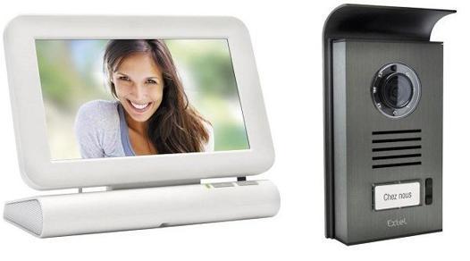 meilleur interphone video sans fil