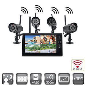 meilleur kit video surveillance
