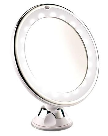 miroir grossissant lumineux x20