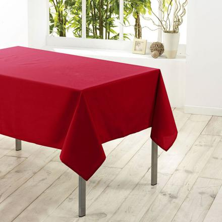 nappe rouge