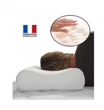oreiller cervical memoire de forme