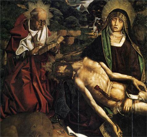 peinture gothique caractéristiques