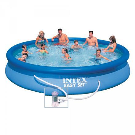piscine hors sol intex easy set