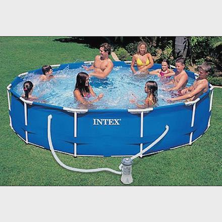 piscine intex 366