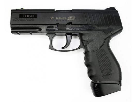pistolet a bille puissant
