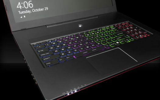 portable clavier rétro éclairé