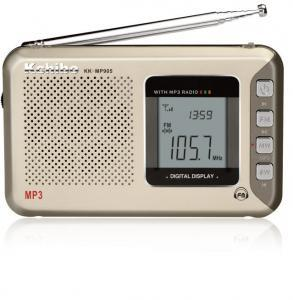 portable radio mp3